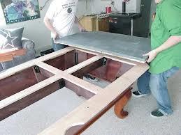 Pool table moves in San Jose California