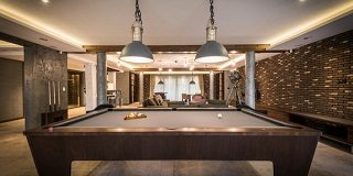 Pool table installations in San Jose, California.