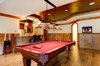 Professional pool table recovering services in San Jose