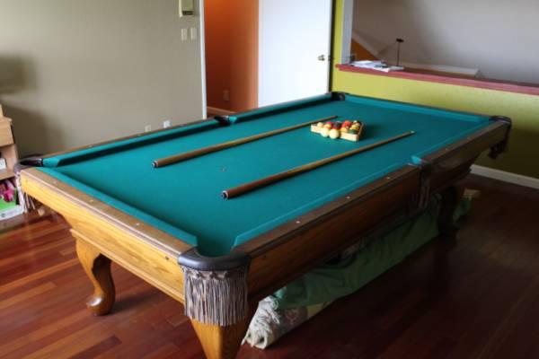 Solo 174 San Jose Golden West Billiards Inc Pool Table 14