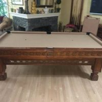 Current Pool Tables For Sale San Jose Sell A Pool Table - Thomas aaron pool table