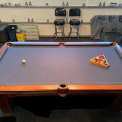 Olhausen HarleyDavidson Pool Table
