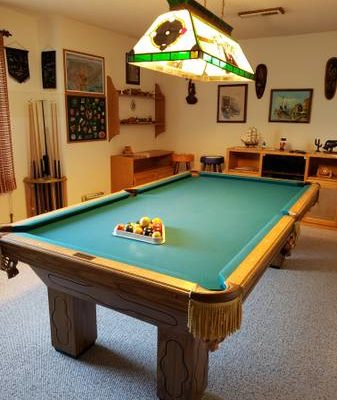 Pool Table - Golden West Billiards
